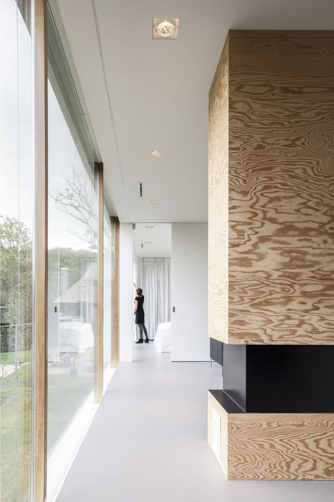 Light Interior, Energy Efficient Home in Bloemendaal, The Netherlands