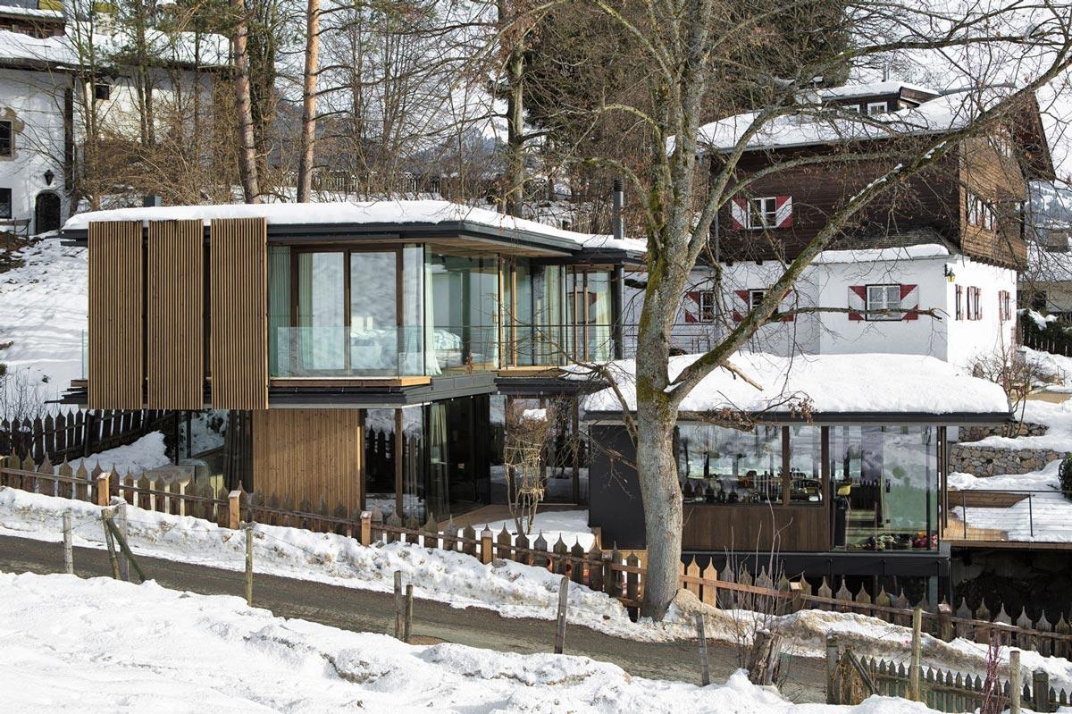 Modern Home in the Mountains, Kitzbühel, Austria