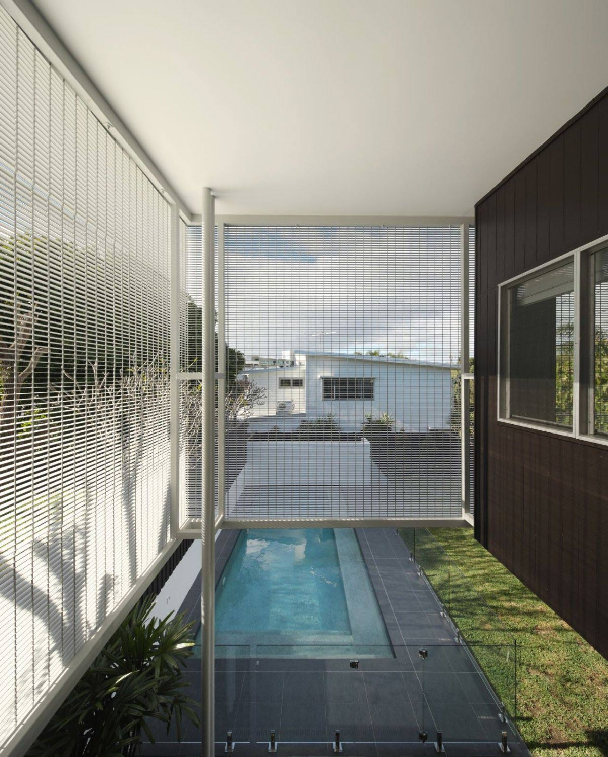 Architectural Details, Contemporary Family Home in Queensland, Australia