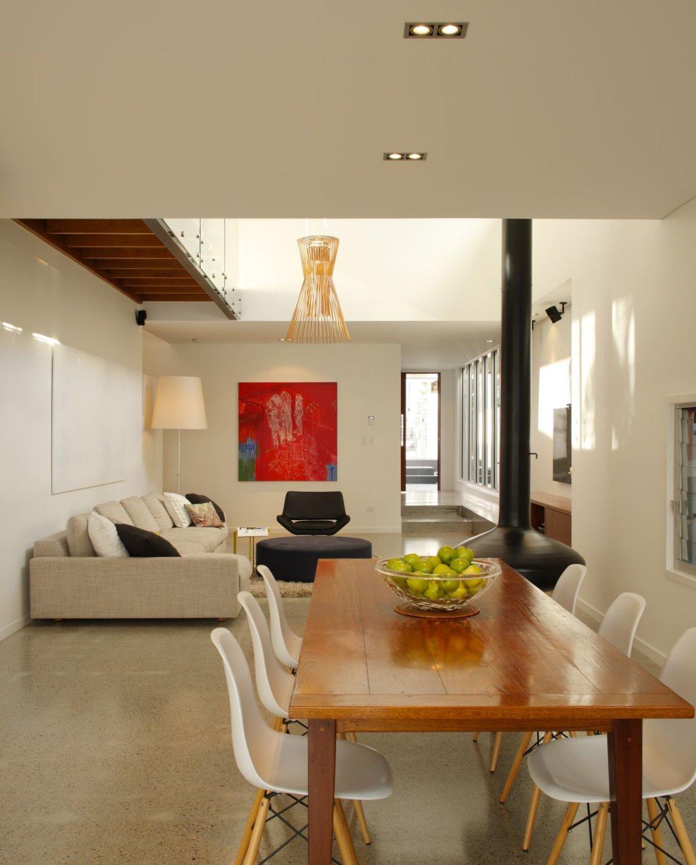 Open Plan Living, Contemporary Family Home in Queensland, Australia