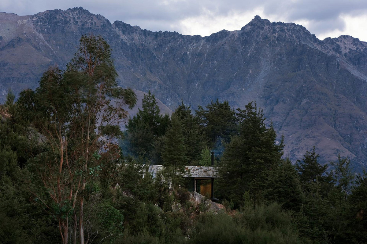 Mountain Retreat in Closeburn Station, New Zealand