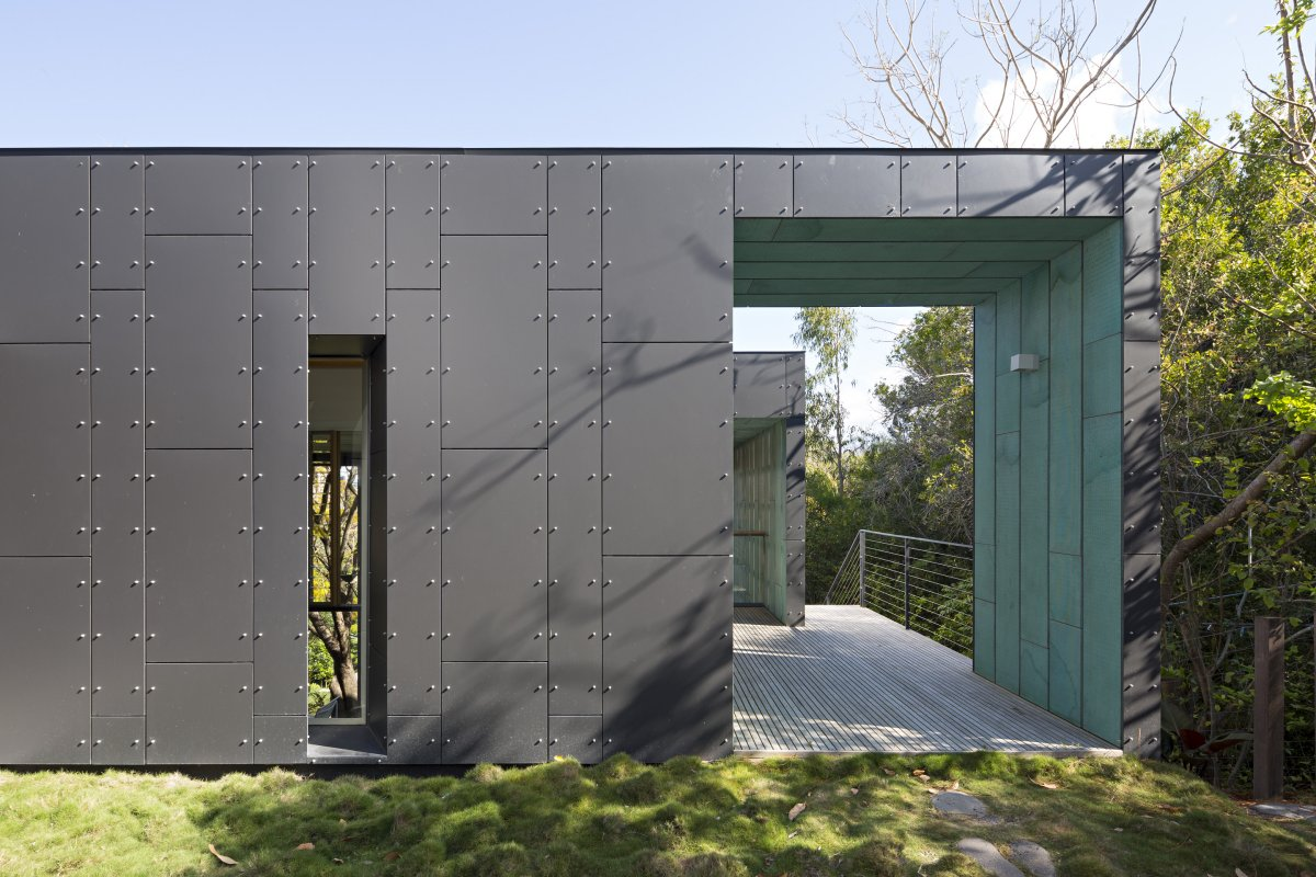 Architecture, Taringa House in Brisbane, Australia