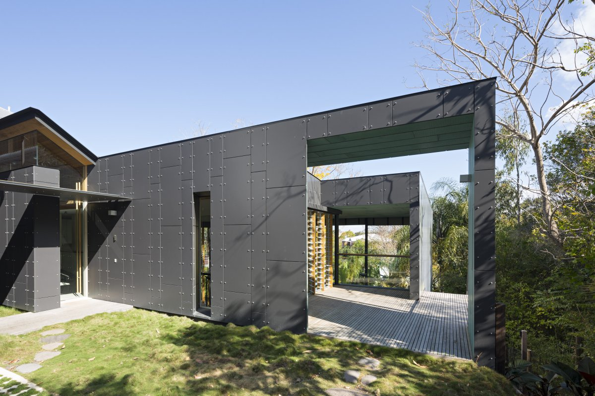 renovation and extension taringa house in brisbane australia On terrace house brisbane