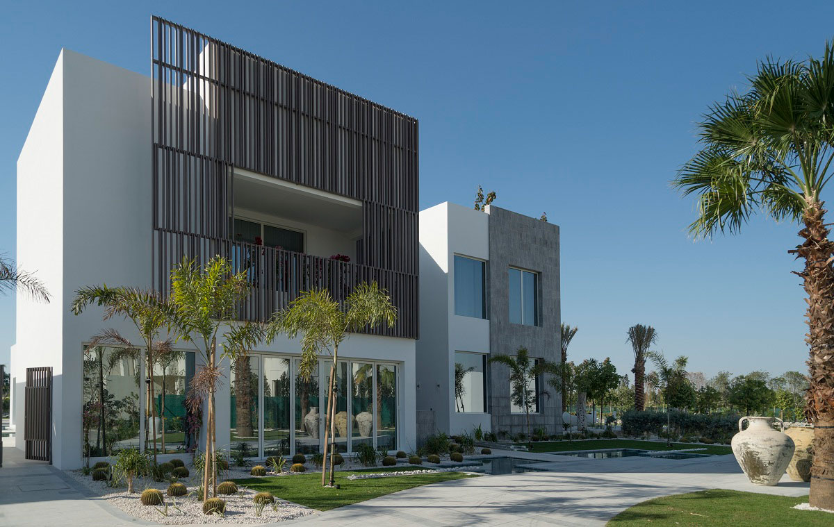 The Reserve Luxury Villas In Al Barari Dubai