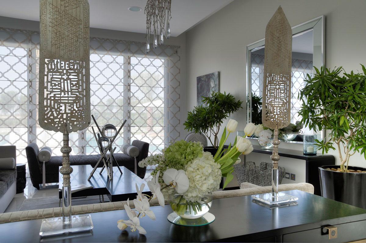 Interior Design, The Reserve, Luxury Villas in Al Barari, Dubai