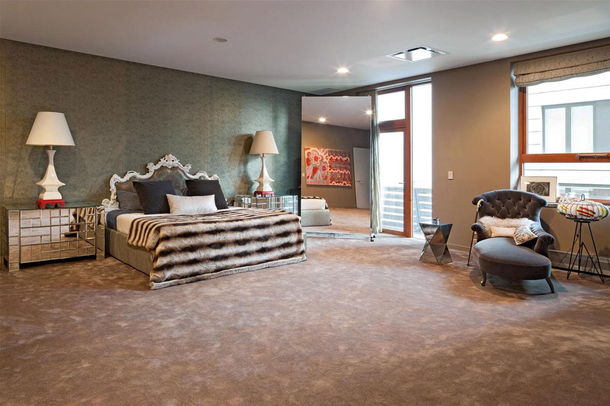 Bedroom, Stylish Apartment in New York City