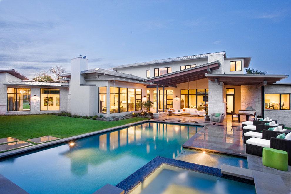 Gorgeous Modern Home in Austin, Texas