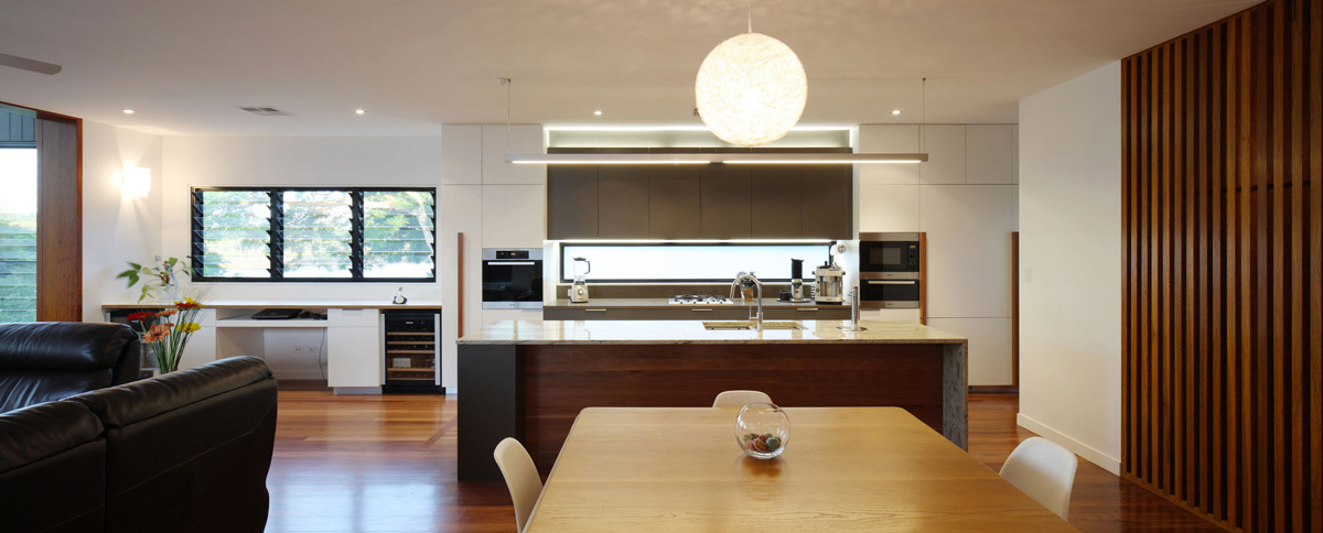 Modern Kitchen, Renovation and Extension in Chelmer, Brisbane