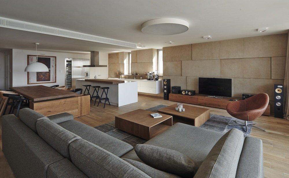 Stylish Riverside Apartment in Bratislava, Slovakia