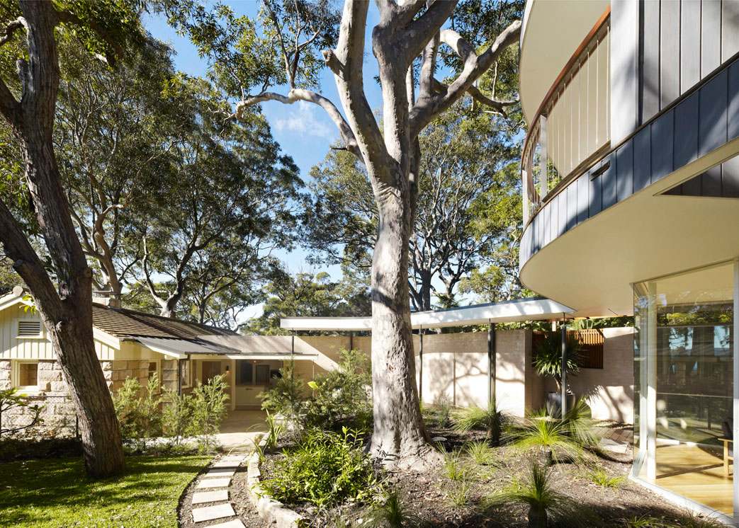 Garden, Extension and Addition in Palm Beach, Sydney