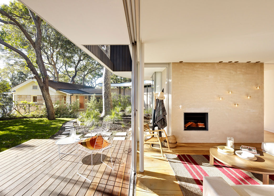 Inside & Outside Living Space, Extension and Addition in Palm Beach, Sydney