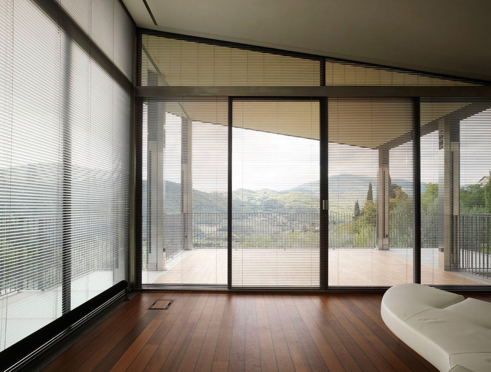 Living Space, Modern Home in Prato, Italy