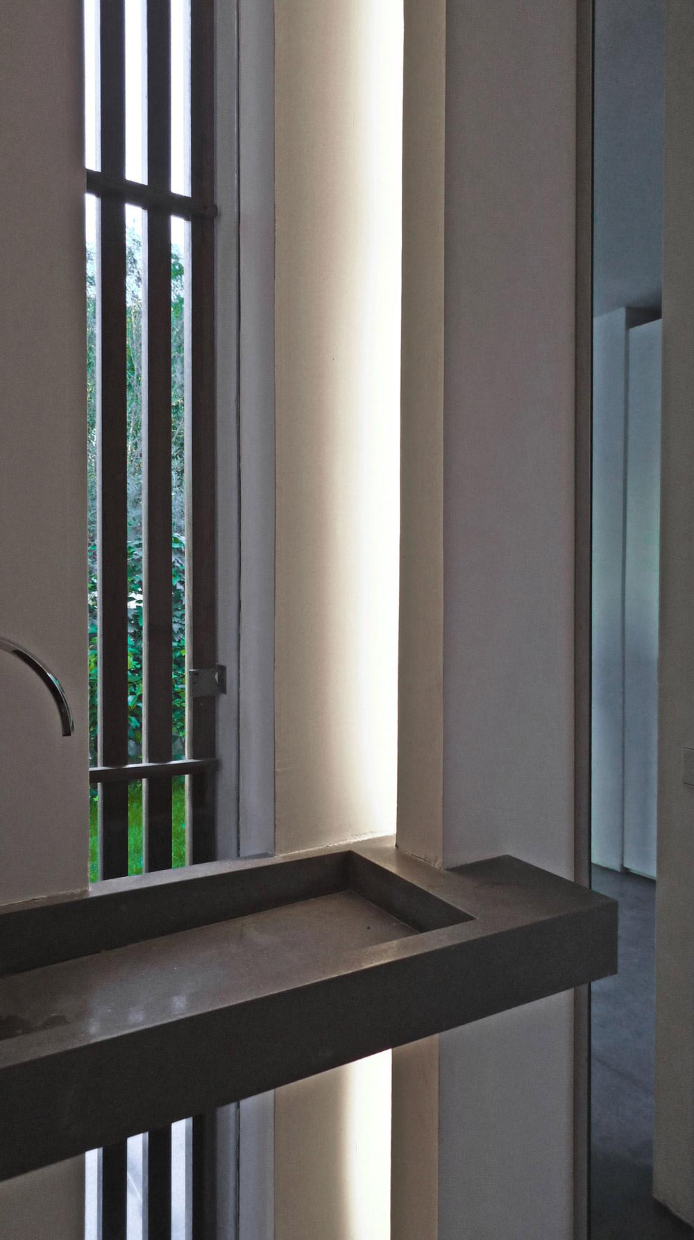 Modern Sink, Bathroom, Contemporary Home in Valencia, Spain