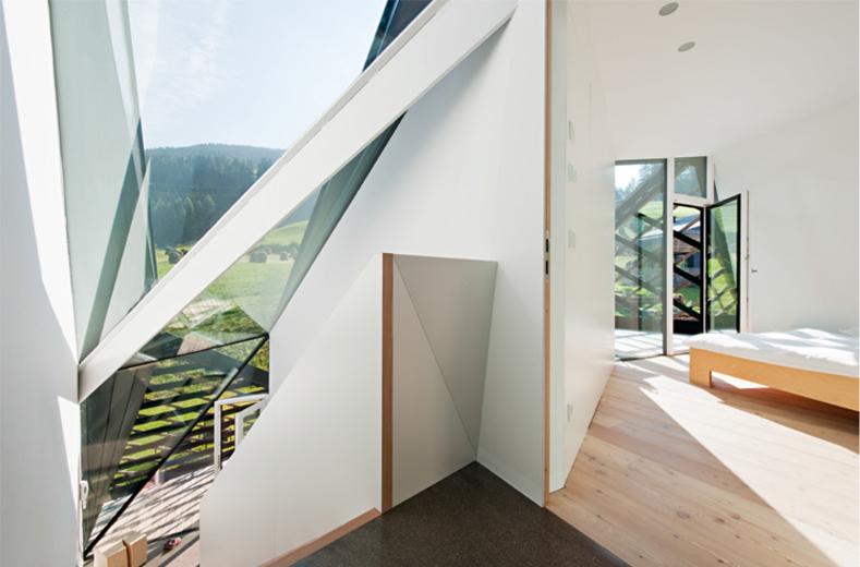 Bedroom, Paramount – Alma Residence in Sesto, Italy