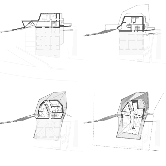 CAD Plans, Paramount – Alma Residence in Sesto, Italy