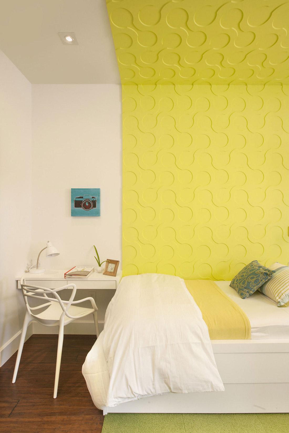 Children's Bedroom, Stylish Interior Design in Miami, Florida