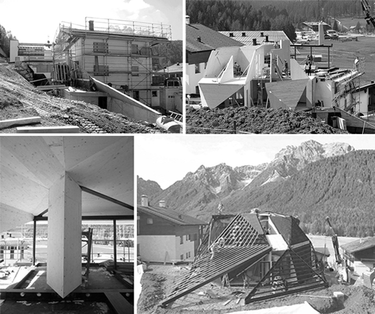 Construction, Paramount – Alma Residence in Sesto, Italy