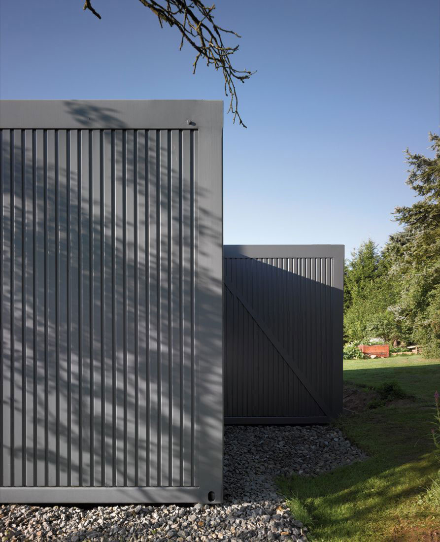 Container House in Kall, Germany