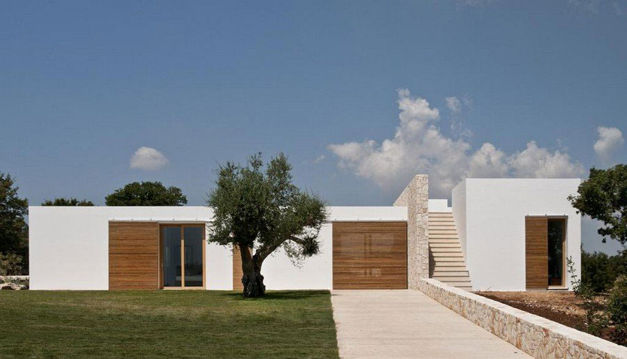 Driveway, Garage, Holiday Home in Brindisi, Italy