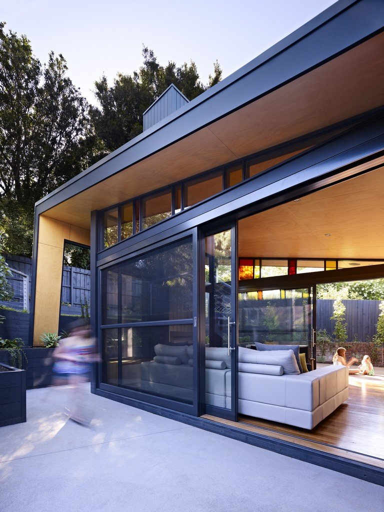 Terrace, Modern Renovation & Extension in Melbourne, Australia
