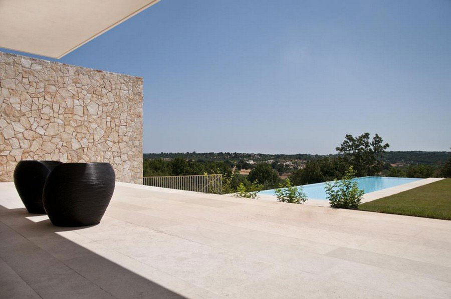 Terrace, Views, Holiday Home in Brindisi, Italy