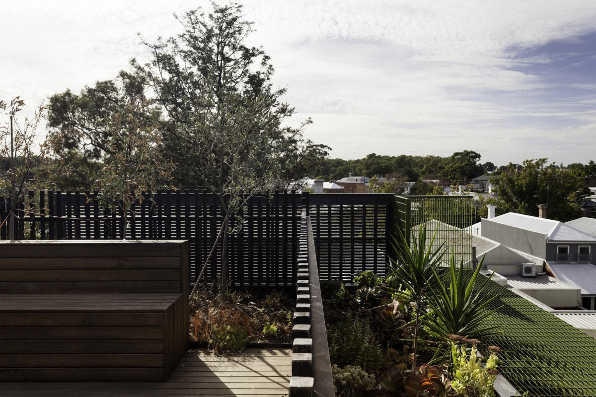 Terrace, Warehouse Conversion in Fitzroy North, Australia
