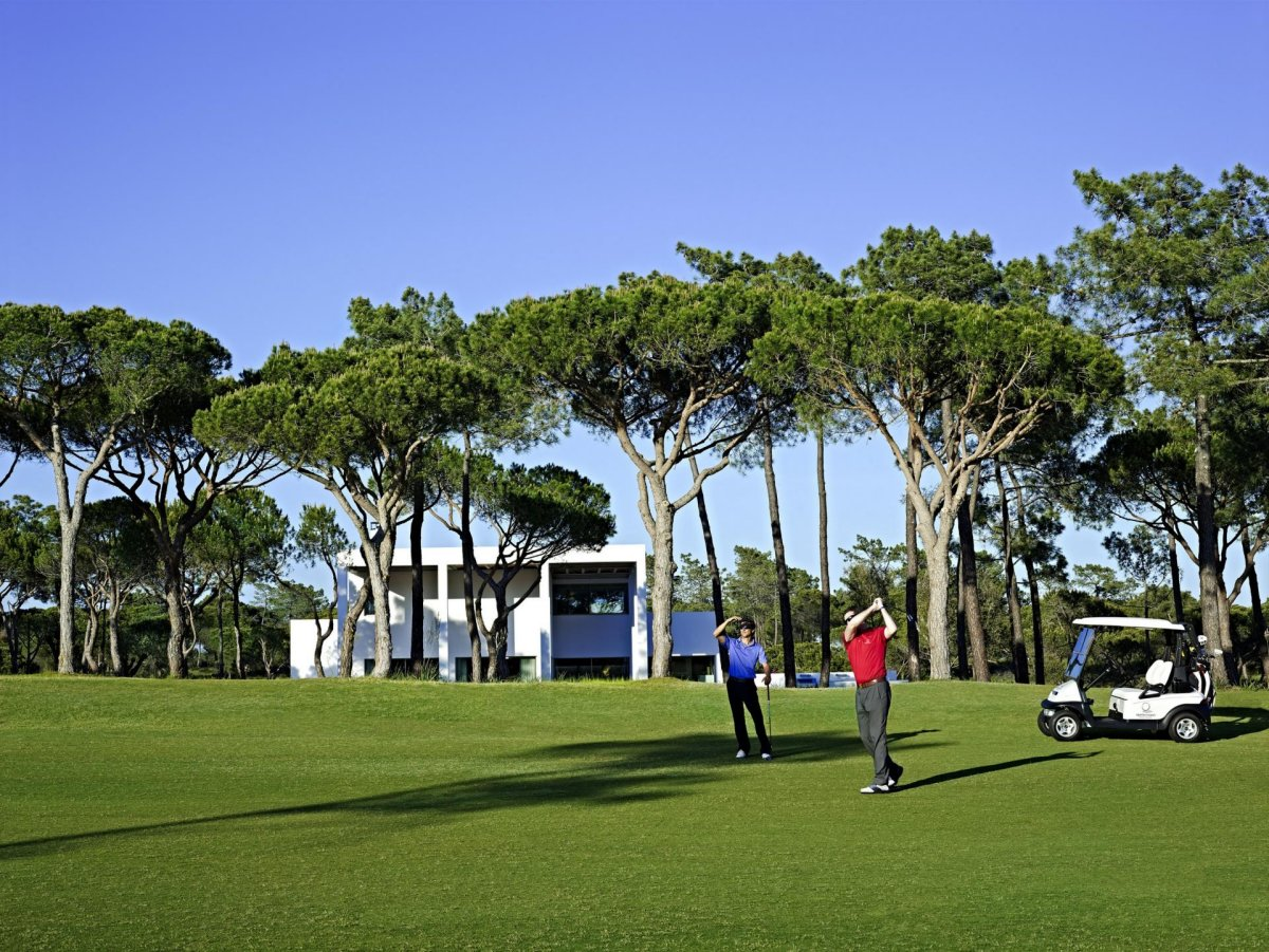 Fairway, Modern Home in Quinta do Lago, Portugal
