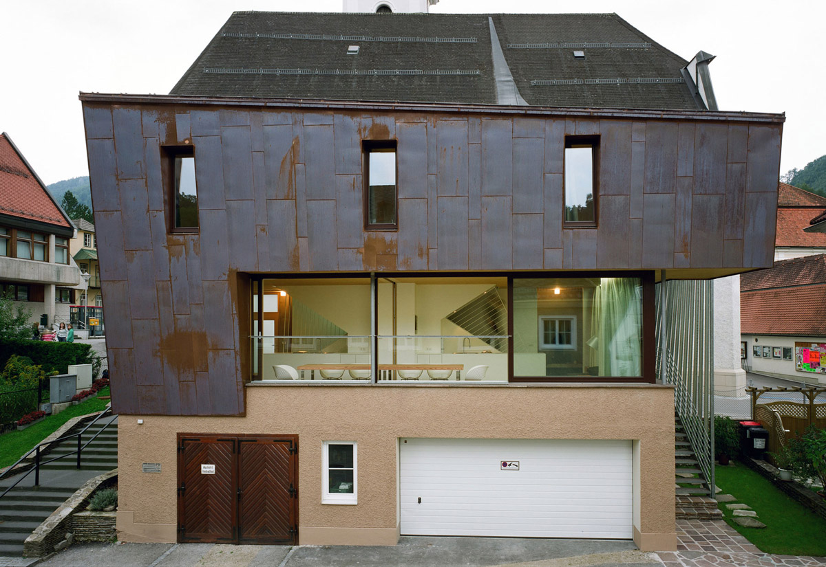 Apartment House in Ybbsitz, Austria