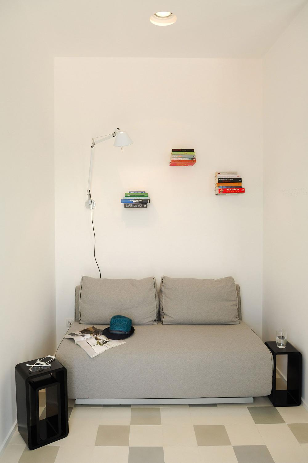 Hidden Shelves, Home in Silves, Portugal