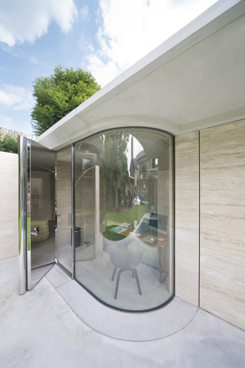 Home Office, Extension and Renovation in Eindhoven, The Netherlands