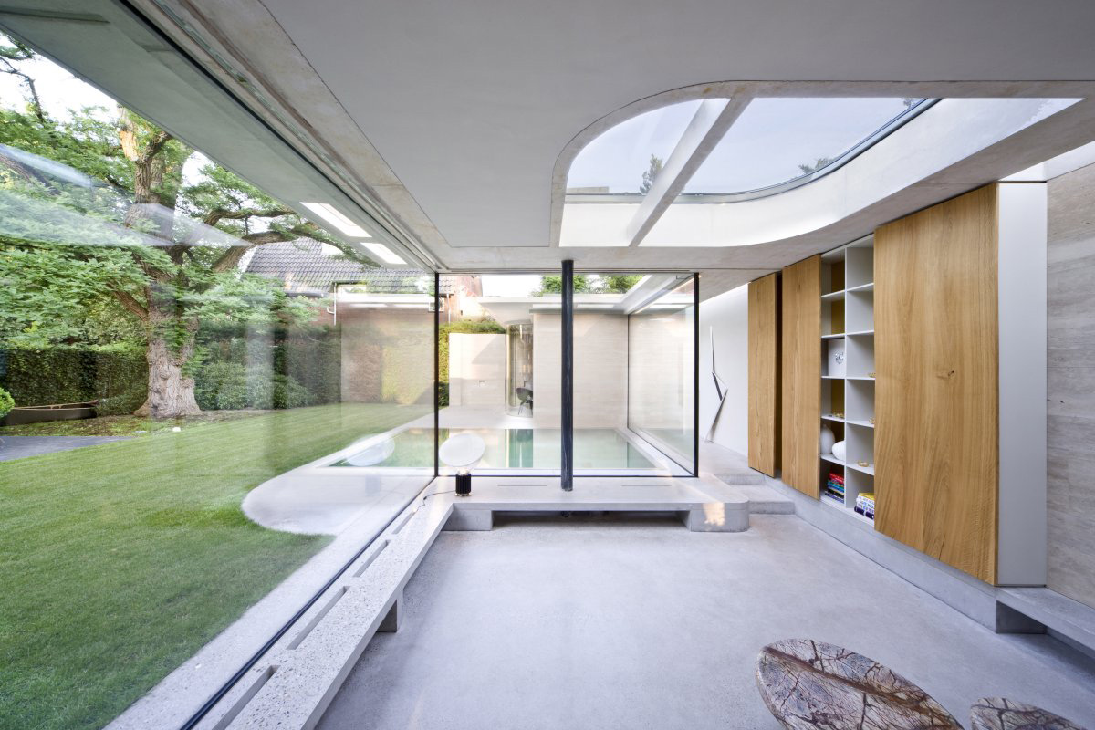 Living Space, Extension and Renovation in Eindhoven, The Netherlands