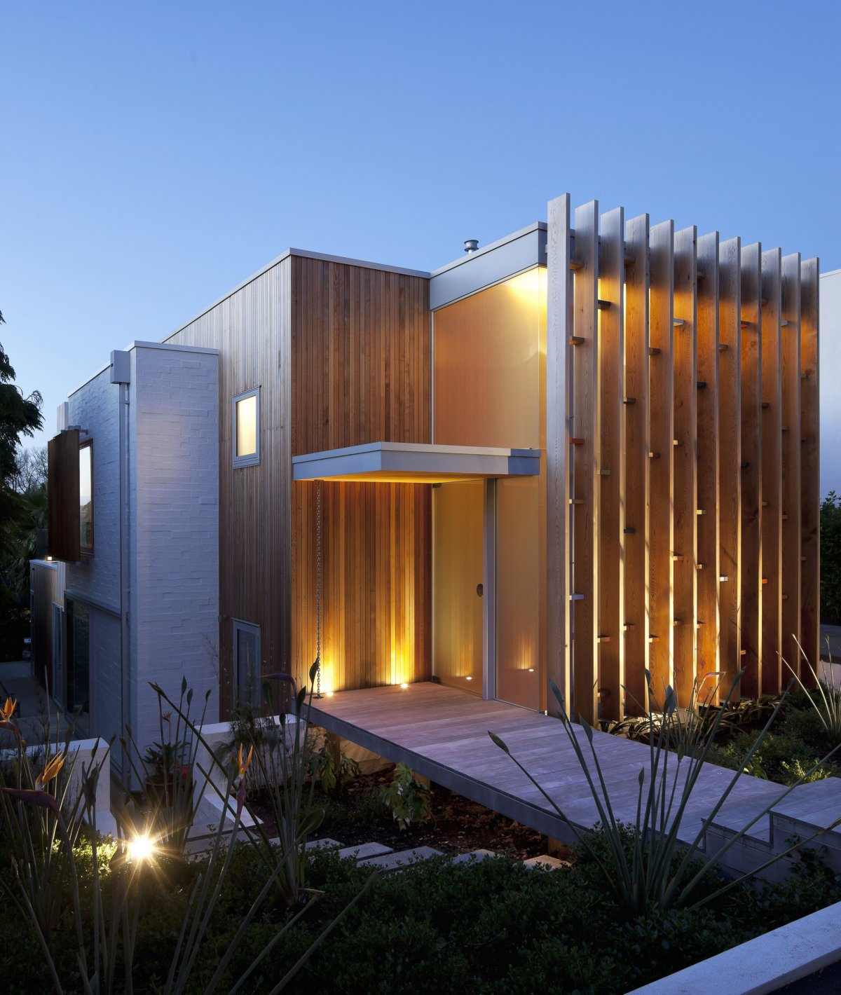 1950-60s Inspired Home in Auckland, New Zealand