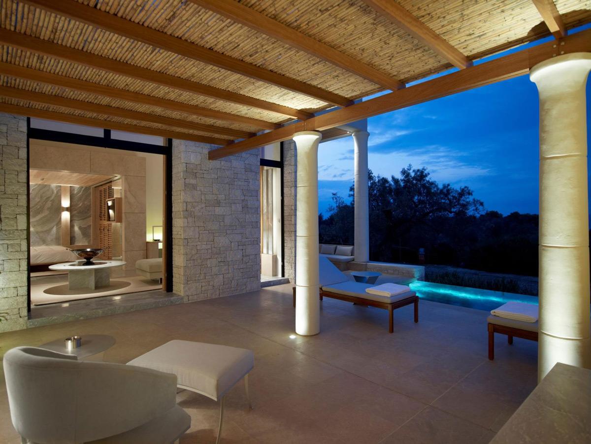 Elegant Hilltop Villas in Kranidi, Greece