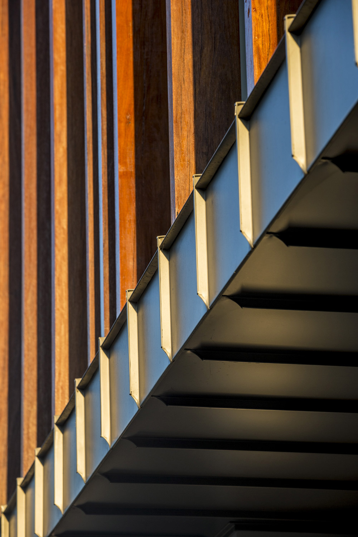 Architectural Detail, Contemporary Home in Strathfield, Australia