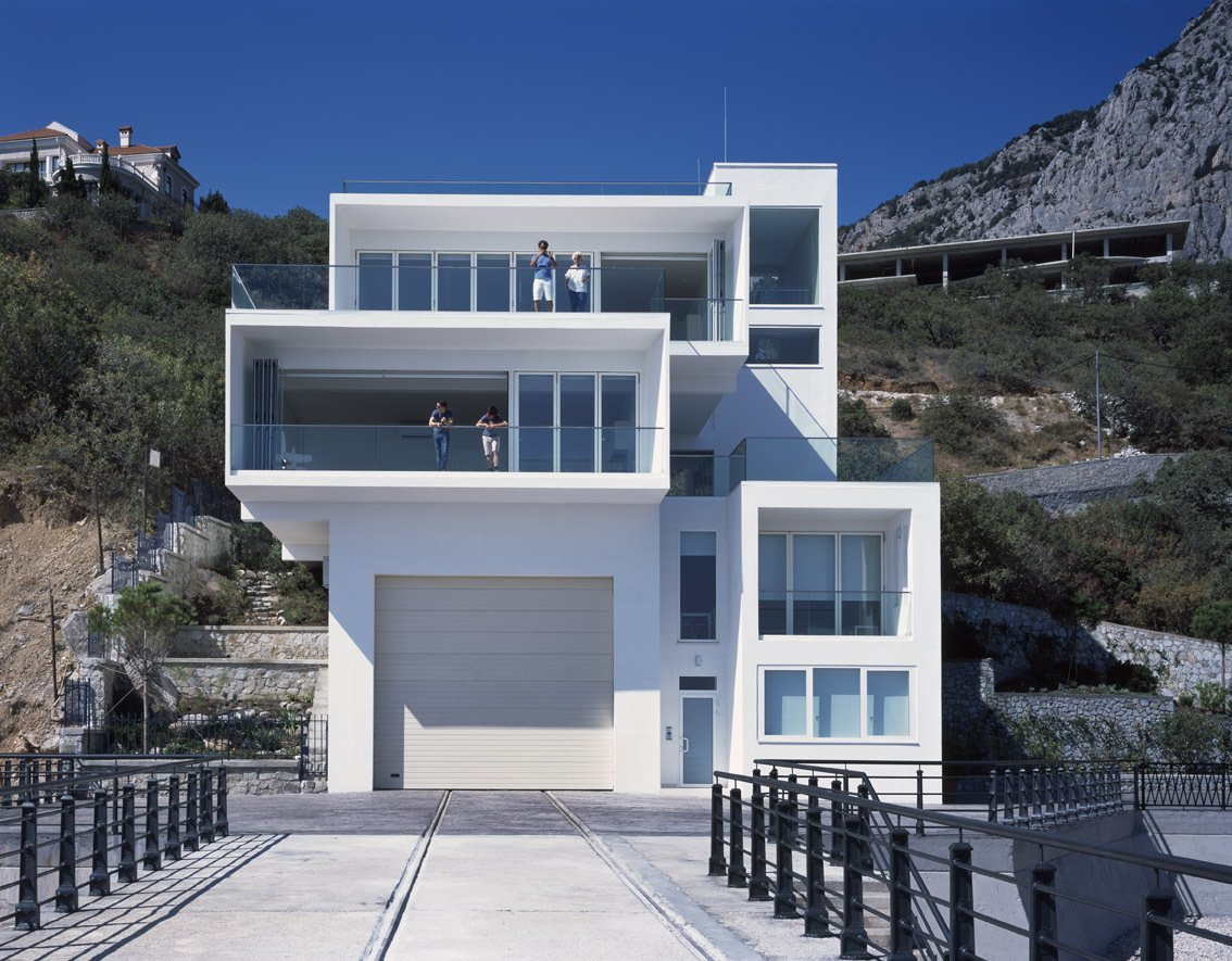 Oceanfront Home in Crimea, Ukraine