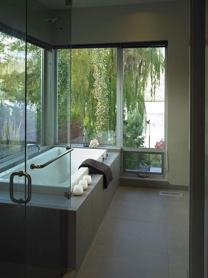 Bathroom, Stunning Home on the Columbia River in Washington