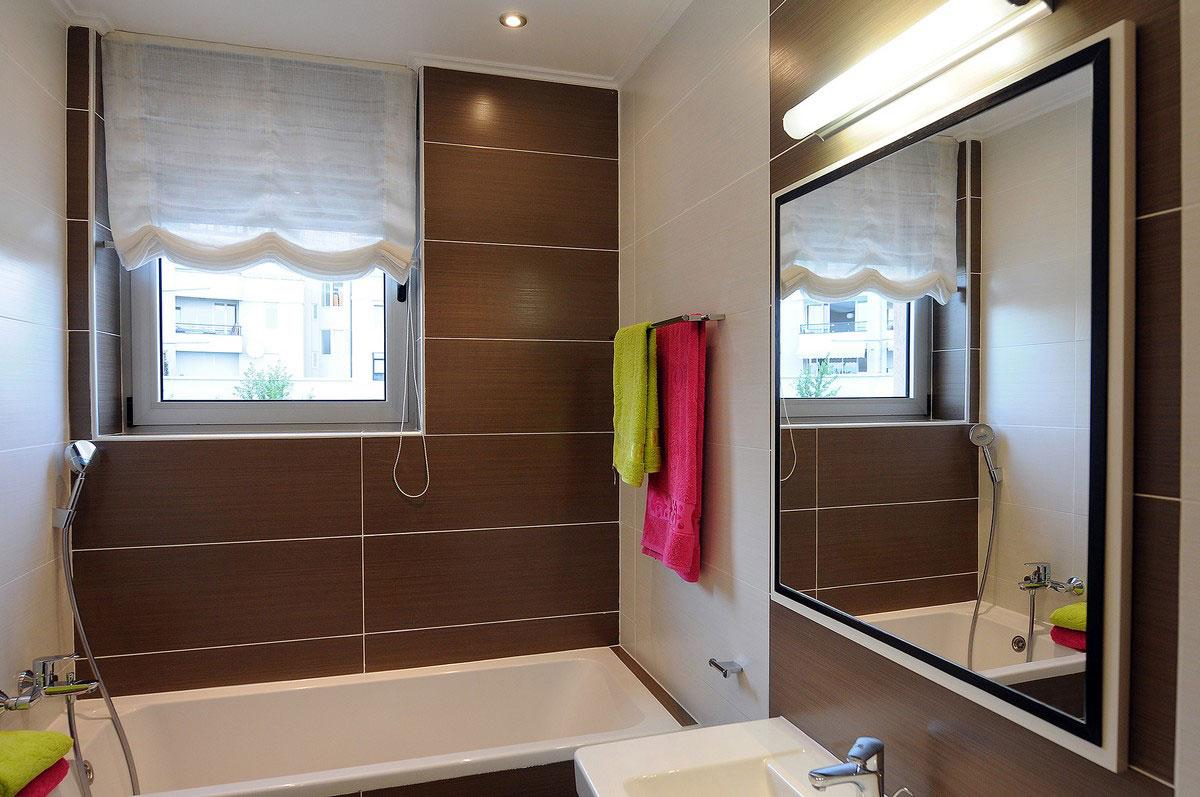 Bathroom, Penthouse in Belgrade, Serbia