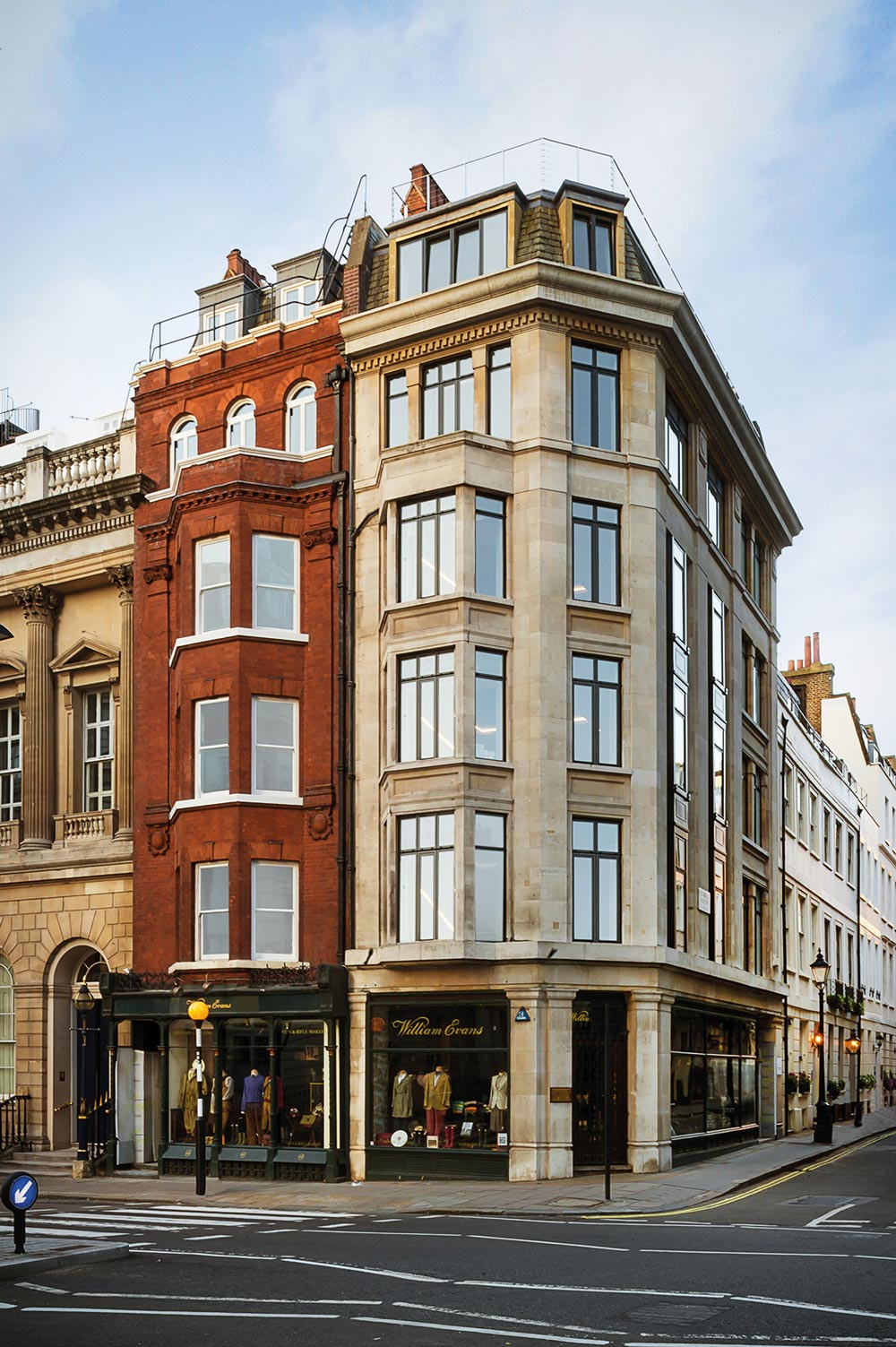 Building, Penthouse Apartment in St James's, London