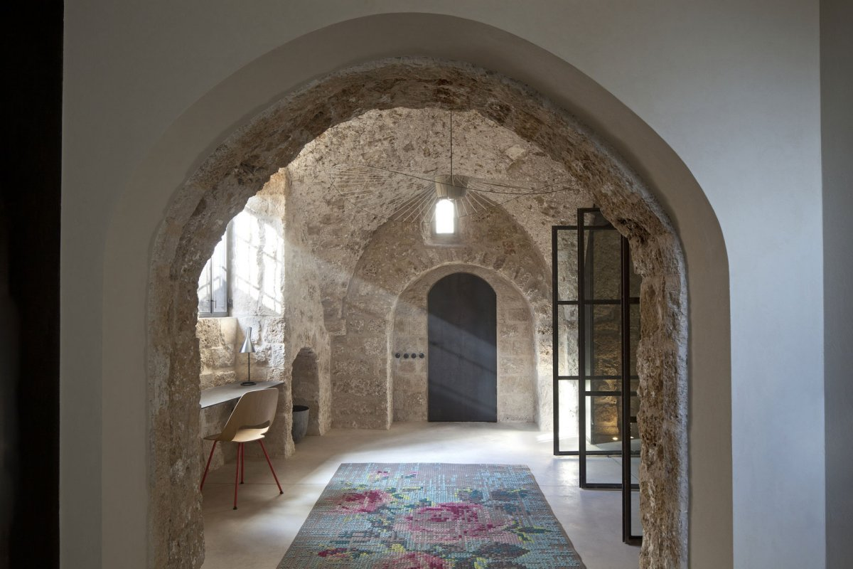 Canevas Collection by Charlotte Lancelot, Contemporary Renovation in Old Jaffa, Tel Aviv
