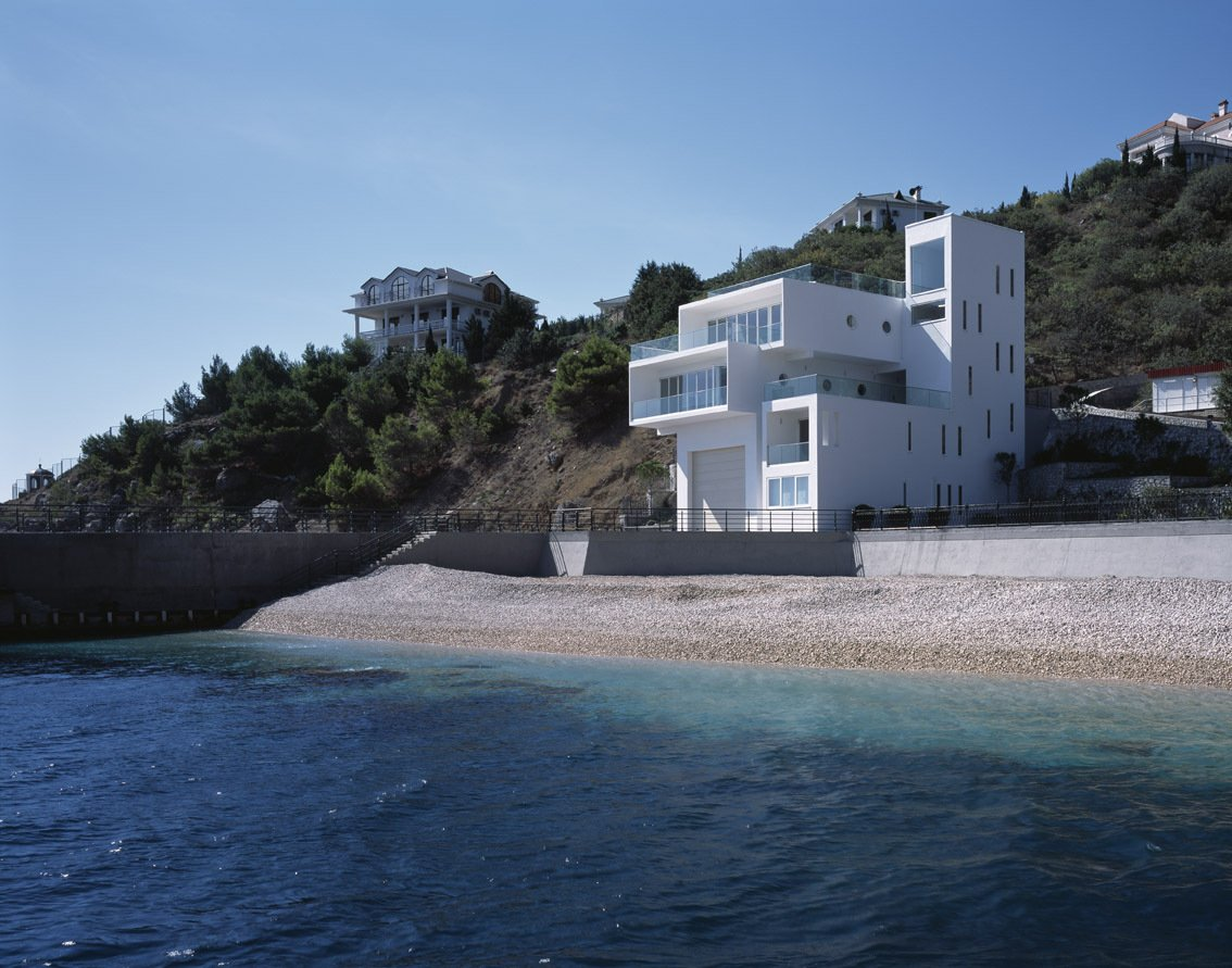 View from the Sea, Oceanfront Home in Crimea, Ukraine