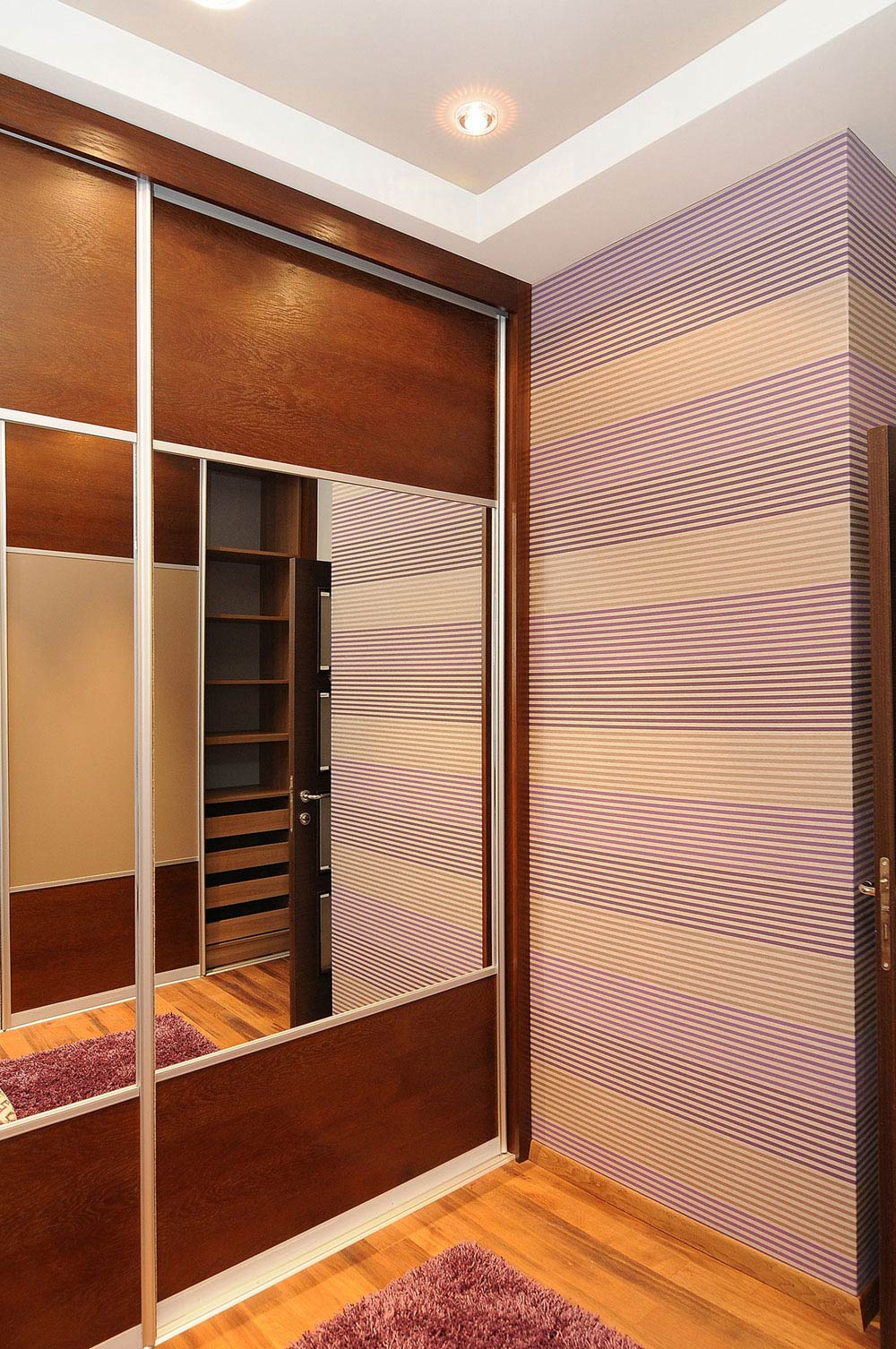 Wardrobe, Penthouse in Belgrade, Serbia