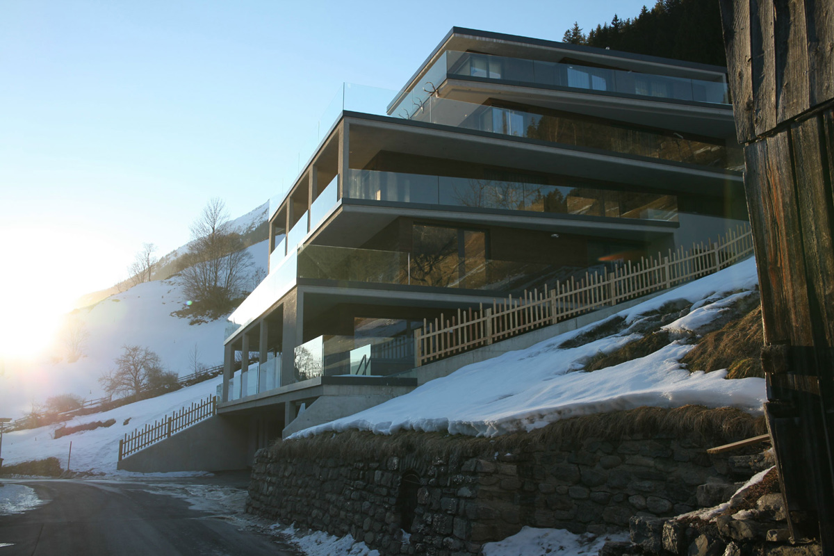 Apartments in Kappl, Austria