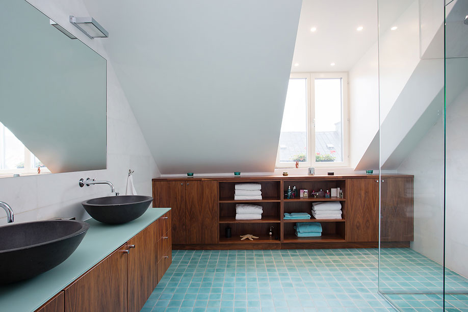 Bathroom, Loft Apartment in Kungsholmen, Stockholm