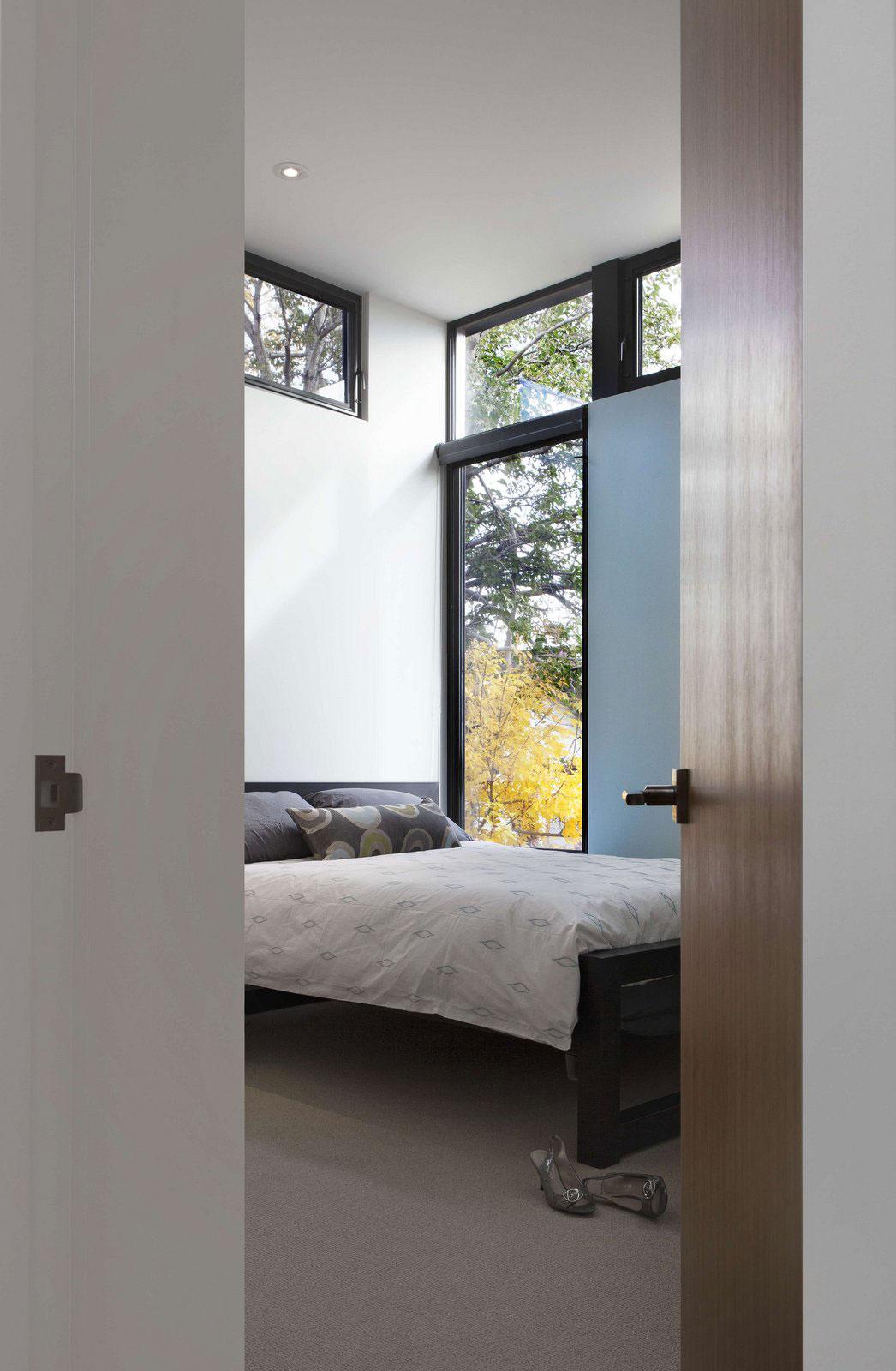 Bedroom, Stylish Townhomes near Boulder, Colorado