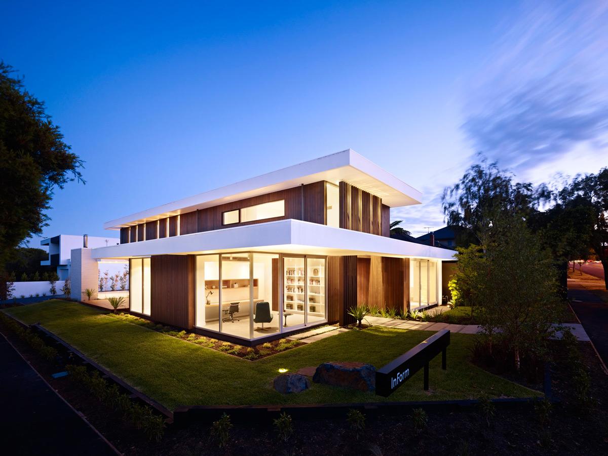 California House in Brighton, Australia