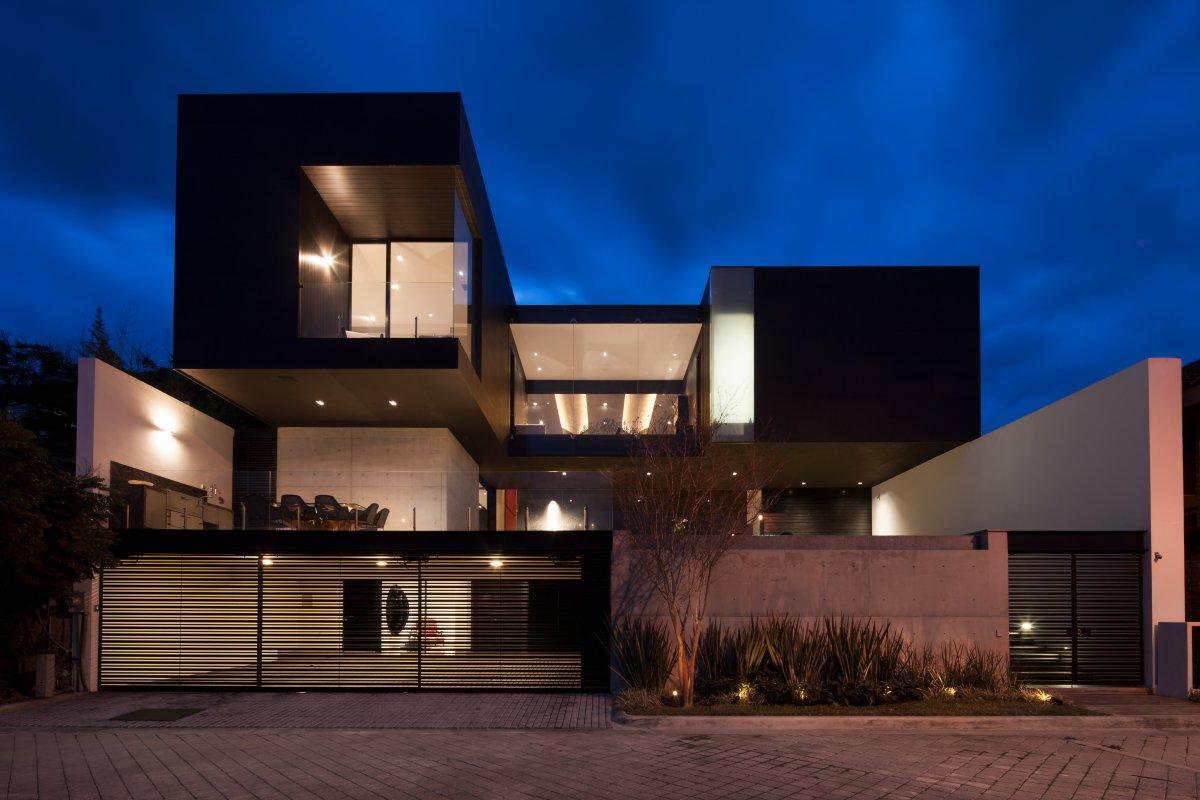 Stylish Contemporary Home in Garza Garcia, Mexico