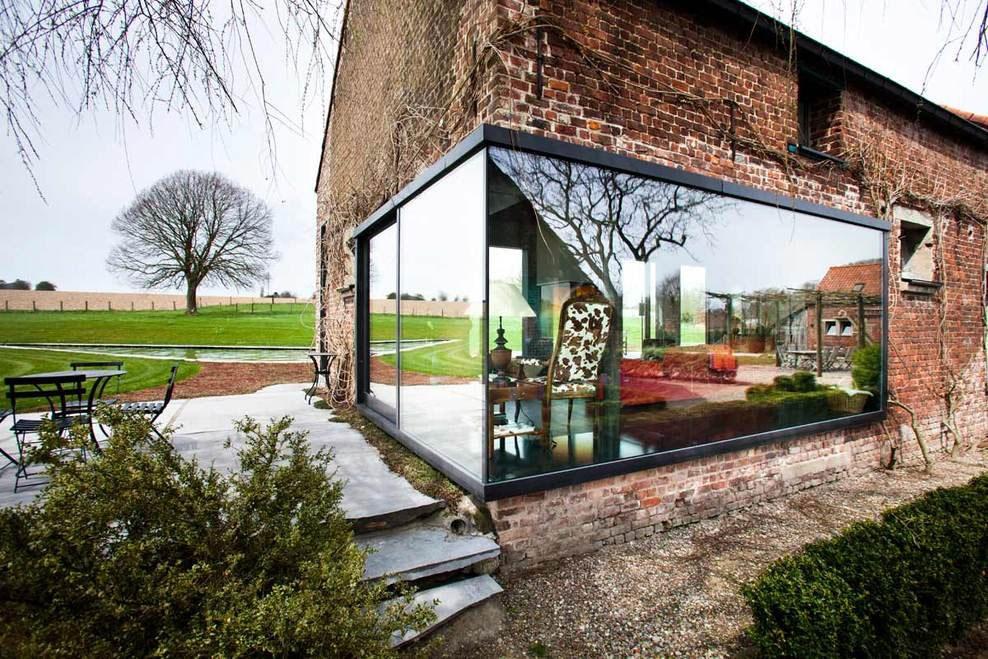 Farmhouse Renovation in Lennik, Belgium