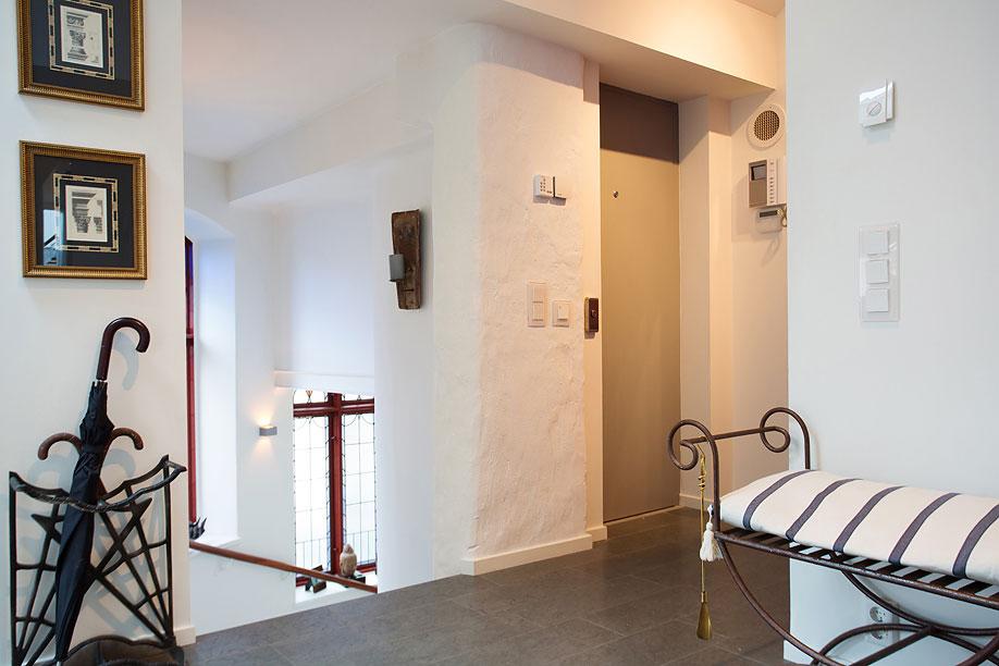 Hallway, Loft Apartment in Kungsholmen, Stockholm