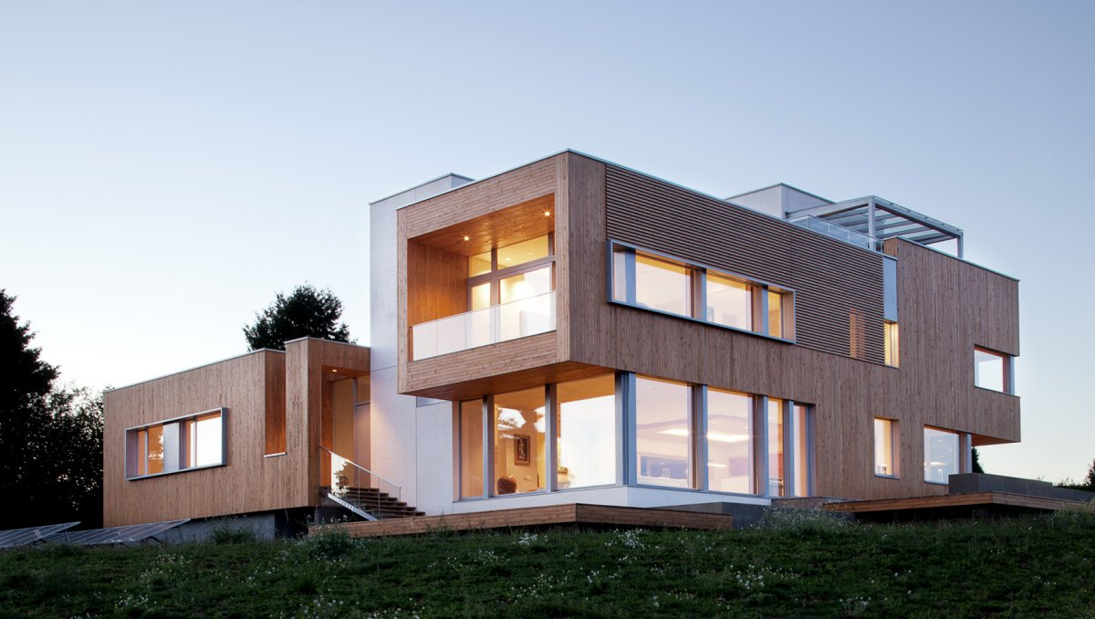 Sustainable House in Newberg, Oregon