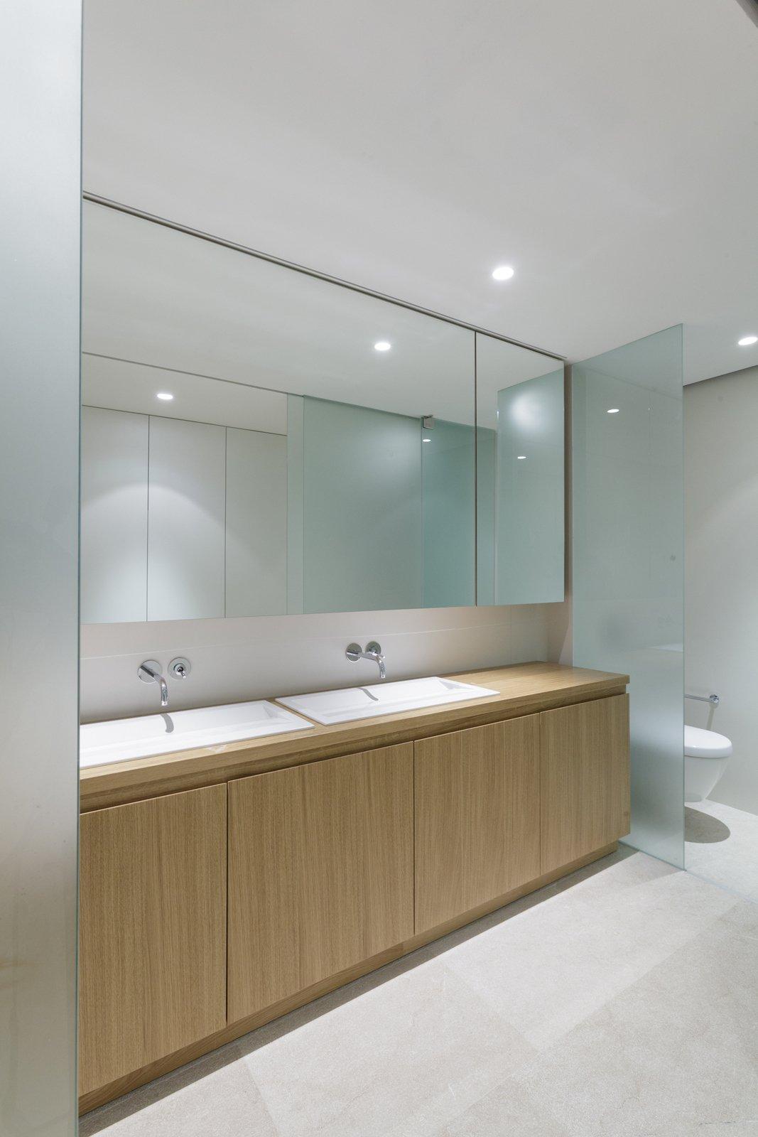 Bathroom, Double Sinks, House in Dubrovnik, Croatia